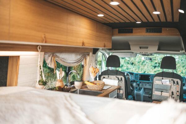 WunderVan nachhaltiger Camperausbau